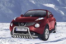 Front Cintres pare-buffles EC avec dispositif de protection arrière pour Nissan Juke 2010 -