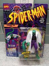Spider-Man Vintage Lizard Marvel Comics Toybiz New