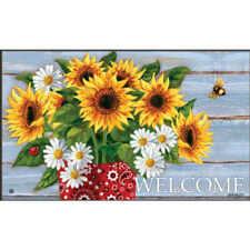 Studio M Bandana Sunflowers MatMate Doormat