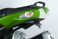 R&G Tail Tidy / Licence Plate Holder Kawasaki ZZR1400 ZX 14 2014 LP0037BK Black