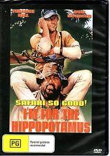Safari So Good! I'm For The Hippopotamus DVD R4 BRAND NEW SEALED - FREE POST!