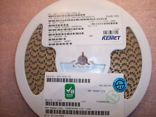 QTY (1000)  KEMET POLYMER TANTALUM CAPACITOR T520V227M004ASE025 220UF 4V LOW ESR