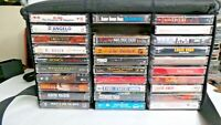 The Notorious BIG Tupac Mack 10 and many more Cassette lot of 59 collection