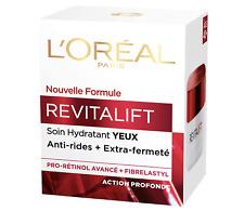L'Oréal Paris Revitalift Soin Yeux Hydratant Anti-Rides Extra-Fermeté Anti-Âge 1