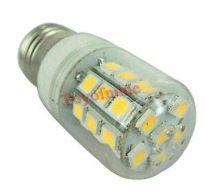 E27 30w LED SMD 5050 Warm White spot ampoule lampe avec couvercle 110V / 220V