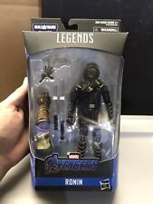 MARVEL LEGENDS SERIES AVENGERS END GAME RONIN BAF THANOS