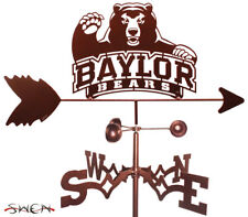 Swen Products Baylor Bears Steel Weathervane