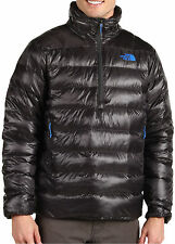 The North Face Freeman Anorak Jacket Pullover Hooded Mens M Asphalt Grey New$249