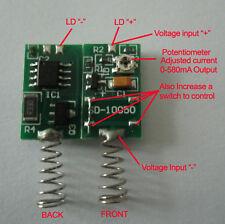 808nm 100-500mW Laser Diode/laser module/Laser Light Driver Constant current