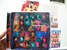 Airwaves: Live at the BBC  by Curved Air CD Nov-2012 Cleopatra Stewart Copeland