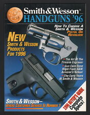 Smith & Wesson Handguns - 1996