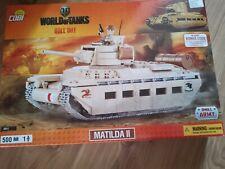Matilda new ovp rar 3011 Word of tanks