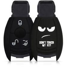 Silikon Hülle für Mercedes Benz 3-Tasten Autoschlüssel Schutzhülle Schlüssel