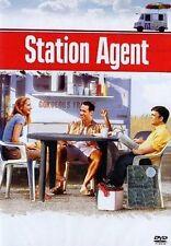 Station Agent (2003) DVD Ologramma Rettangolare