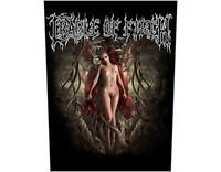 CRADLE OF FILTH deflowering 2015 GIANT BACK PATCH 36 x 29 cms COF OFFICIAL MERCH