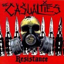 Resistance The Casualties Audio CD