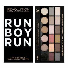 New Authentic Makeup Revolution Salvation Eyeshadow Palette Run Boy Free Int'l