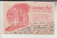 Crocodile Isle Sheet Music for Sale by Haviland Publishers New York City NY