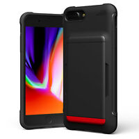 For Apple iPhone 8/Plus, 7/Plus Case VRS® [Damda Shield] Slim Card Wallet Cover