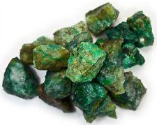 1 lb Wholesale Chrysocolla Rough Stones - Tumbling Tumbler Rocks, Reiki, Wicca