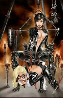 Notti & Nyce by Ebas Catfight Cosplay Virgin Cover (limited to 500)