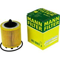 Original MANN-FILTER Ölfilter Oelfilter HU 6007 x Oil Filter
