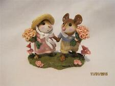 Wee Forest Folk Strolling Through the Seasons Pink - Limited Edition Spring 2004