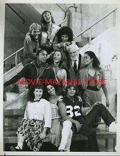 "Debbie Allen & Cast Of Fame Original 7x9"" Photo #K5920"
