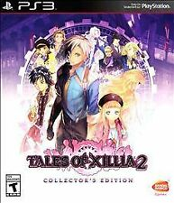 NEW Tales of Xillia 2: Collector's Edition  (Sony Playstation 3, 2014)