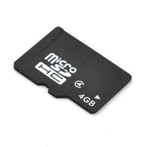 Genuine 4GB Micro SD Memory Card For Nokia Samsung Sony LG HTC BlackBerry