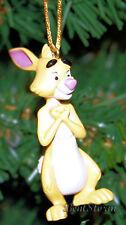 Rabbit Custom Ornament Winnie the Pooh Disney Christmas Holiday PVC NEW
