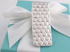 Tiffany & Co Silver Beehive Bee Hive Money Clip Box Included