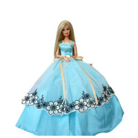 1*Children Toy Fashion Handmade Dresses Clothes For Barbie Doll Style Gift