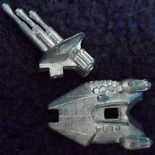 1994 Epic Eldar Firestorm Gray Tank Games Workshop Warhammer 6 mm 40K Armée Elfes
