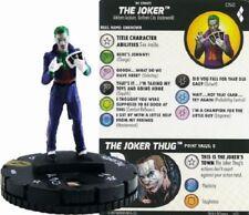 DC Heroclix - Harley Quinn & Gotham Girls - THE JOKER #050 SR Super-Rare