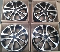"15"" Alloy Wheels 5X100 VW Polo Mk4 Golf Audi A1 A2 A3 8L TT 8N Seat Skoda"