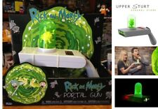 Rick and Morty Portal Gun With Lights and Sound FAST N FREE DELIVERY