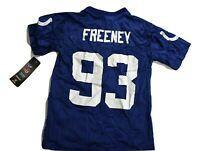 Reebok NFL Boys Youth Indianapolis Colts Dwight Freeney Jersey NWT S