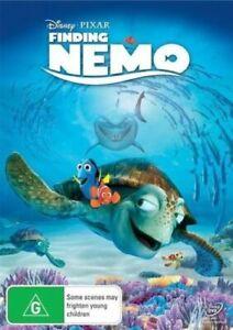 Walt Disney's FINDING NEMO DVD 2003 NEW Region 4 Family Adventure Ellen as Dory
