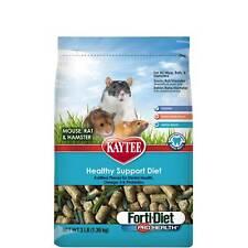 Kaytee Forti-Diet Pro Health Mouse, Rat & Hamster Food, 3 lbs.