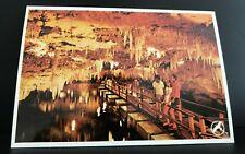 Vintage Postcard Bermuda Crystal Caves