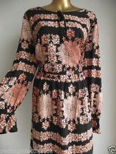 Monsoon Viscose Long Sleeve Plus Size Dresses for Women