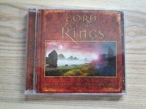 Lord of the Rings Music Inspired by the Classic CD