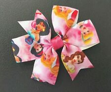 1 x DISNEY PRINCESS HAIR BOW (APPROX. 3 INCHES WIDE) WITH CLIP