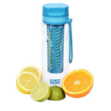 Offiziell Polar Gear Aqua Flow Fruit Infuser Bottle 650ml Blue