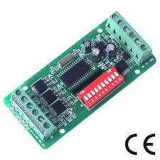 DMX-3CH-BAN-V1 3CH Channel DMX 512 LED Decoder Controller use for led strip