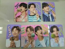BTS X Baskin Robbins Limited NEW photocards set (OFFICIAL)