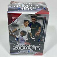 2021 Topps Major League Soccer MLS Blaster Box New & Factory Sealed