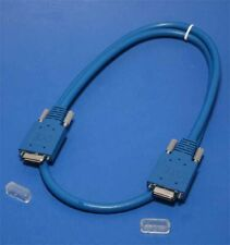 3FT New Cisco CAB-SS-2626X Cable Back-To-Back DTE-DCE cable WIC-2T FREE SHIP