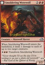 2x Smoldering Werewolf / Erupting Dreadwolf (Schwelender Werwolf / Aufberstender
